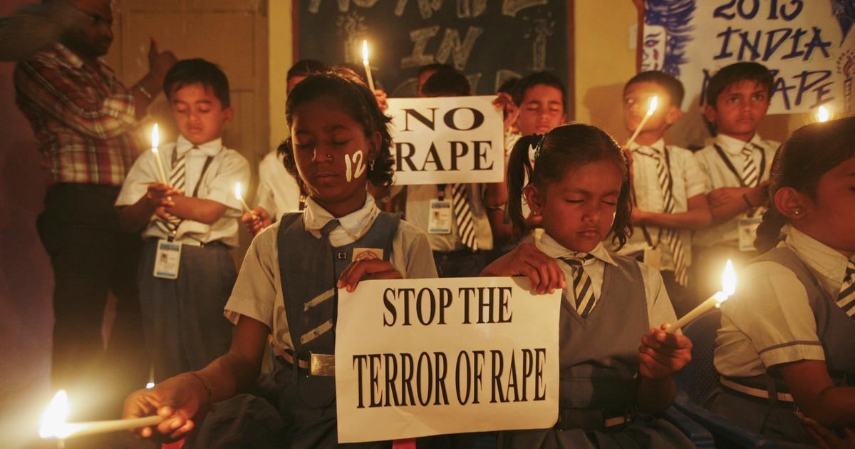 Madhya Pradesh: Man detained for allegedly molesting three-year-old girl in school van in Bhopal