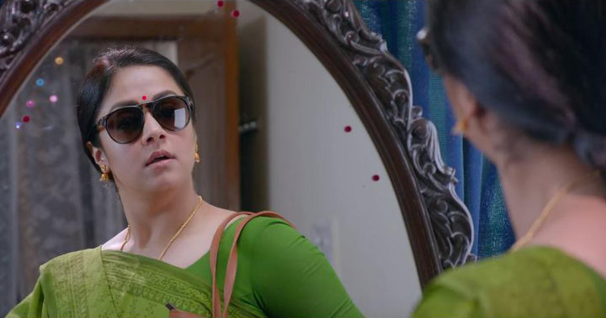 'Kaatrin Mozhi' teaser: Say hello to Jyothika in this Tamil remake of 'Tumhari Sulu'