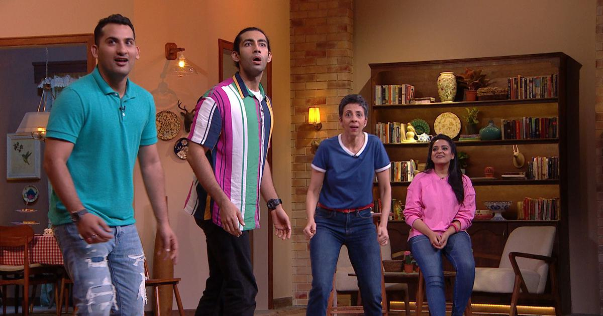 In stand-up-loving India, a comic is determined to bring improv into the mainstream