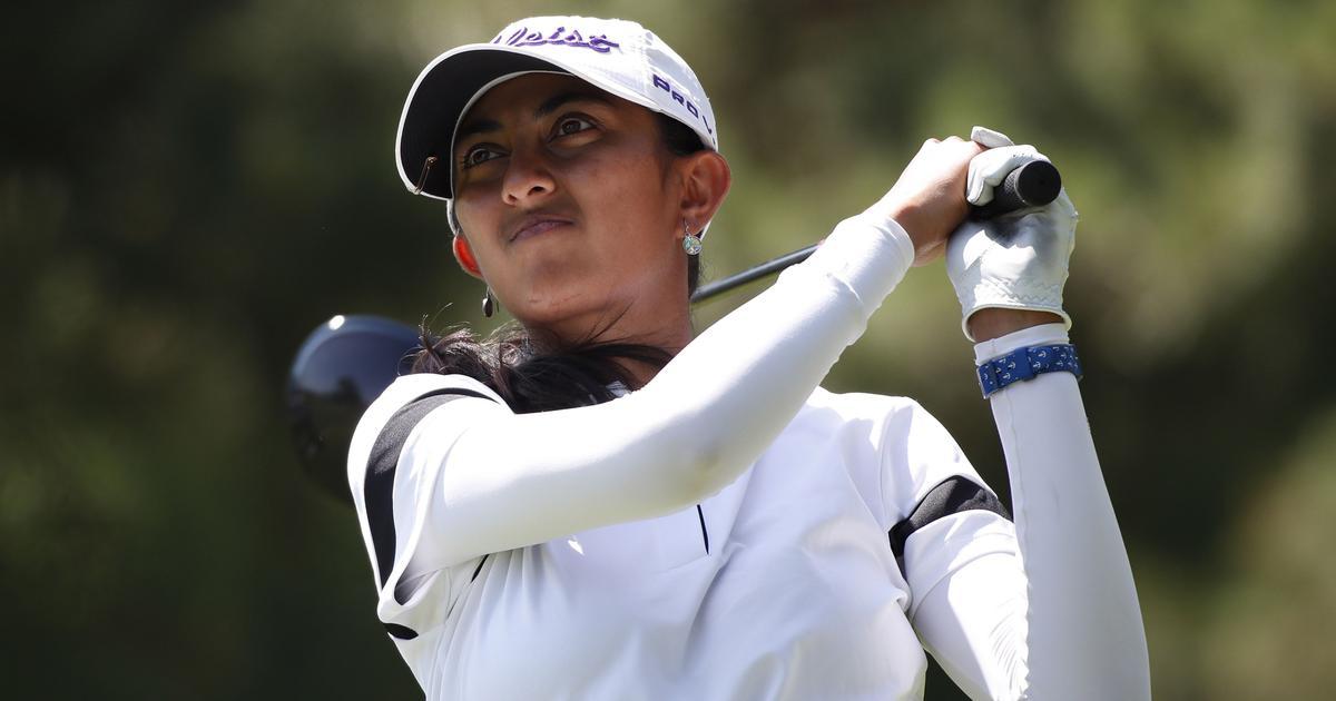 Aditi Ashok lies tied-4th at Ladies European Tour event in Spain
