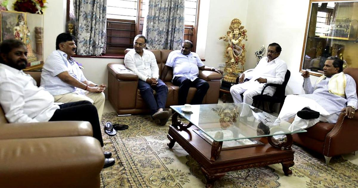 Karnataka: BJP files complaint against Chief Minister HD Kumaraswamy, accuses him of sedition