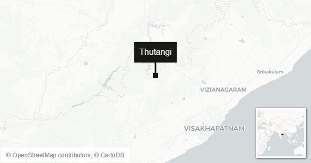 Andhra Pradesh: Suspected Maoists shoot dead TDP MLA and former legislator, say police