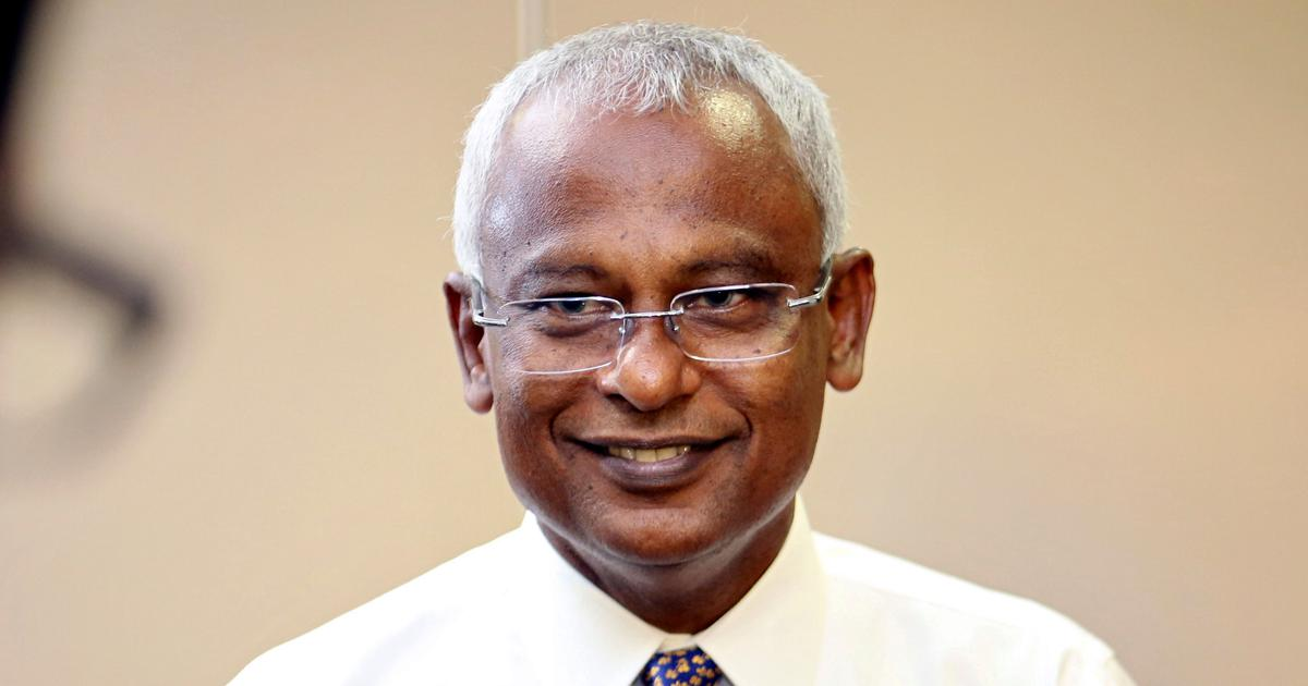 Maldives Opposition candidate Ibrahim Mohamed Solih wins presidential election