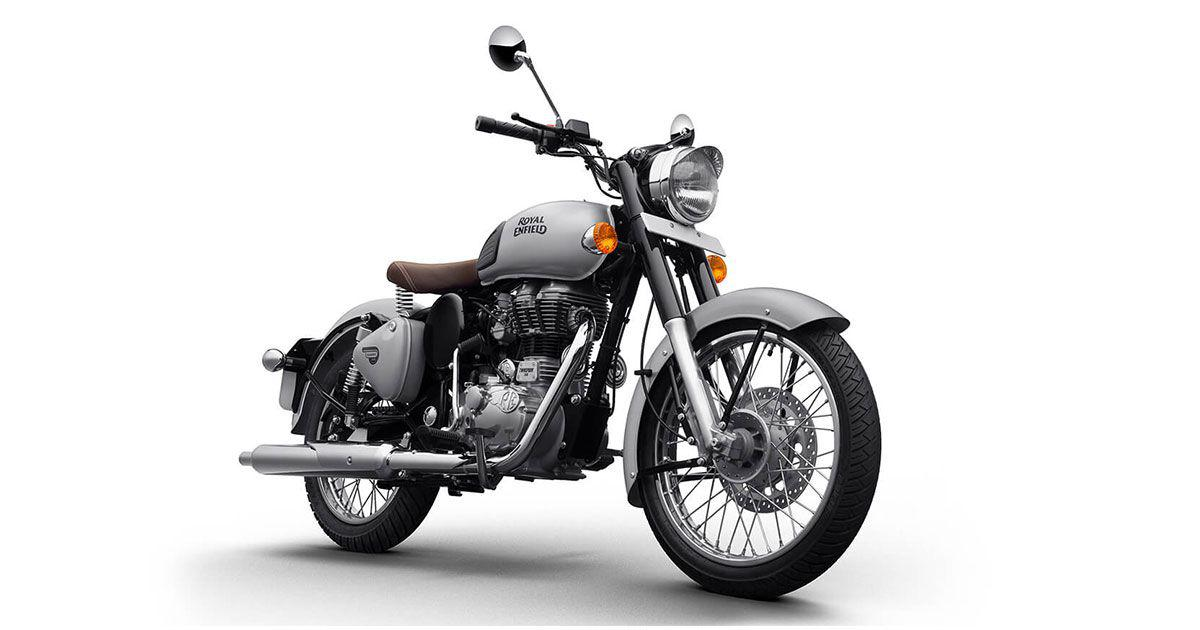 Royal Enfield 350 Classic equipped with rear disc launched at Rs. 1.47 lakh