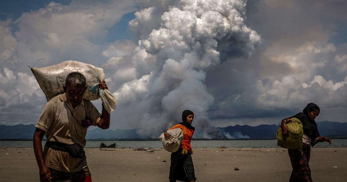 Rohingya crisis: UN has no right to interfere in sovereignty of a country, says Myanmar Army chief