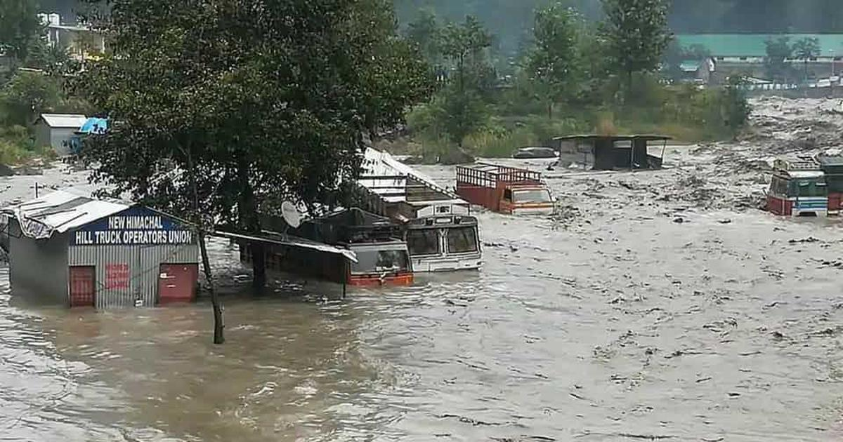 The big news: Himachal Pradesh, J&K, Punjab on high alert after heavy rain, and 9 other top stories