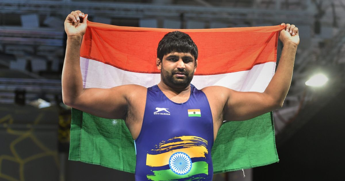 Know Your Arjuna Awardee: India's top heavyweight wrestler Sumit is aiming for bigger challenges