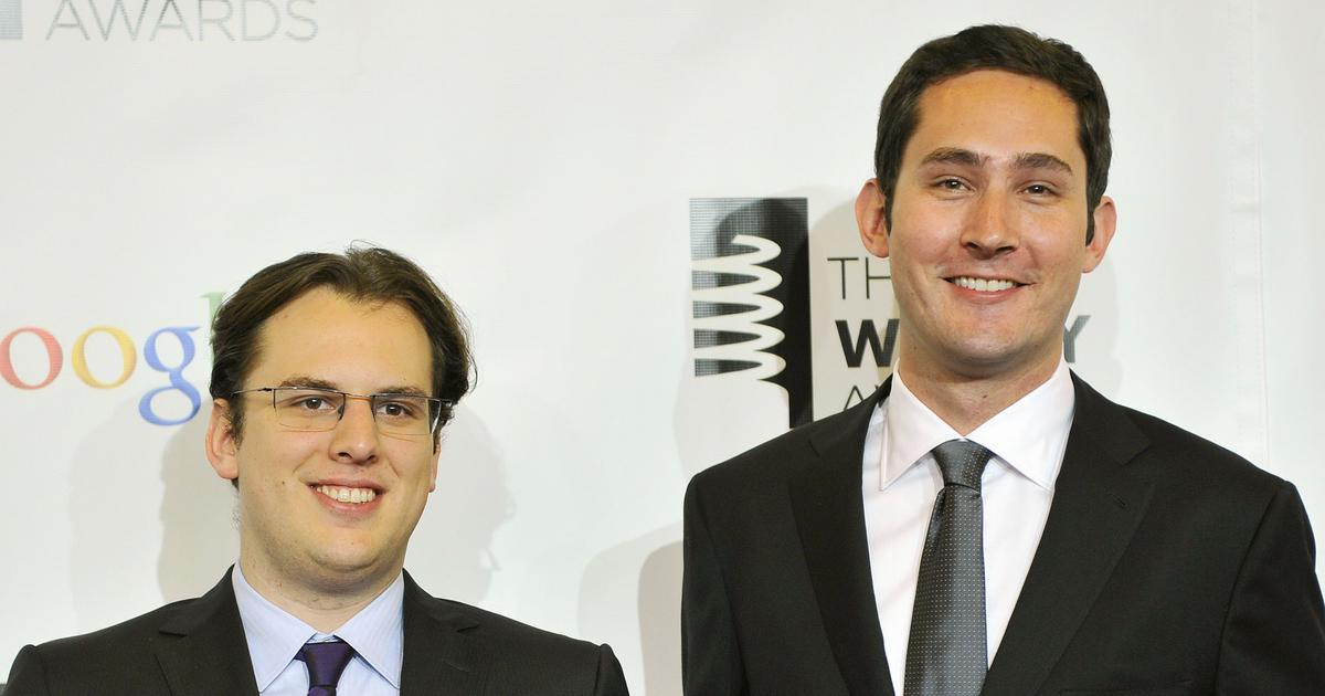 Instagram co-founders Kevin Systrom and Mike Krieger resign from company