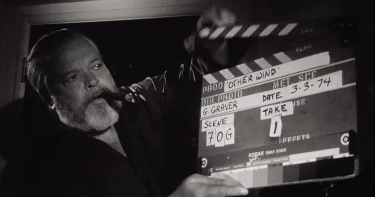 'They'll Love Me When I'm Dead' trailer: Scenes of hope and heartbreak from Orson Welles's last film