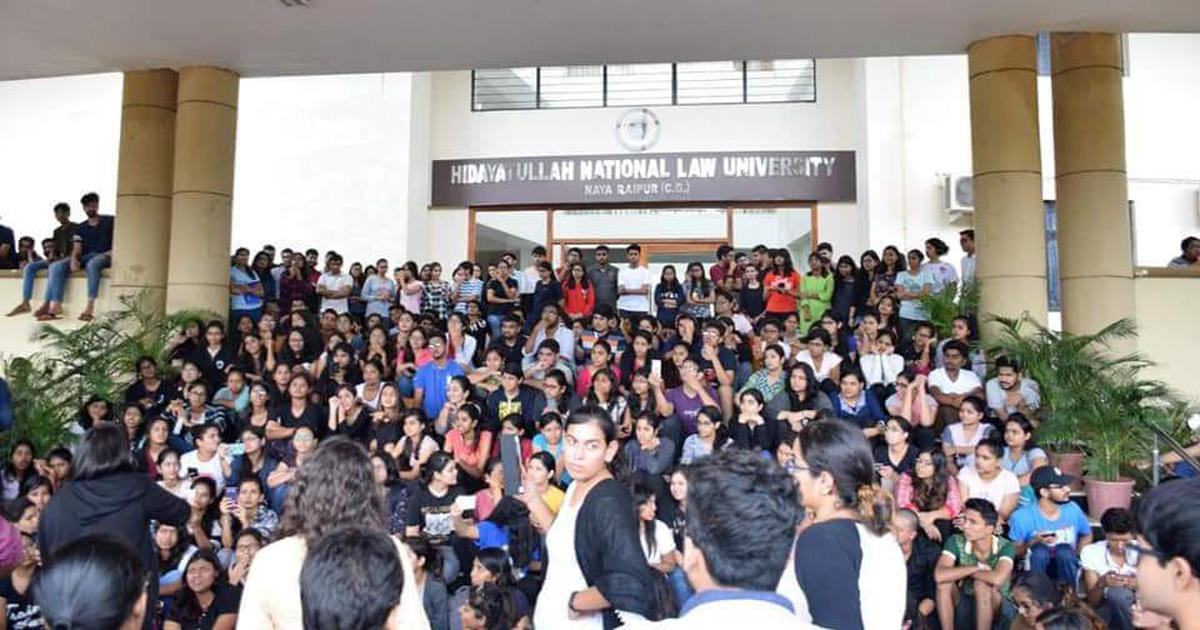 Raipur: Hidayatullah National Law University reinstates Vice-Chancellor Sukhpal Singh