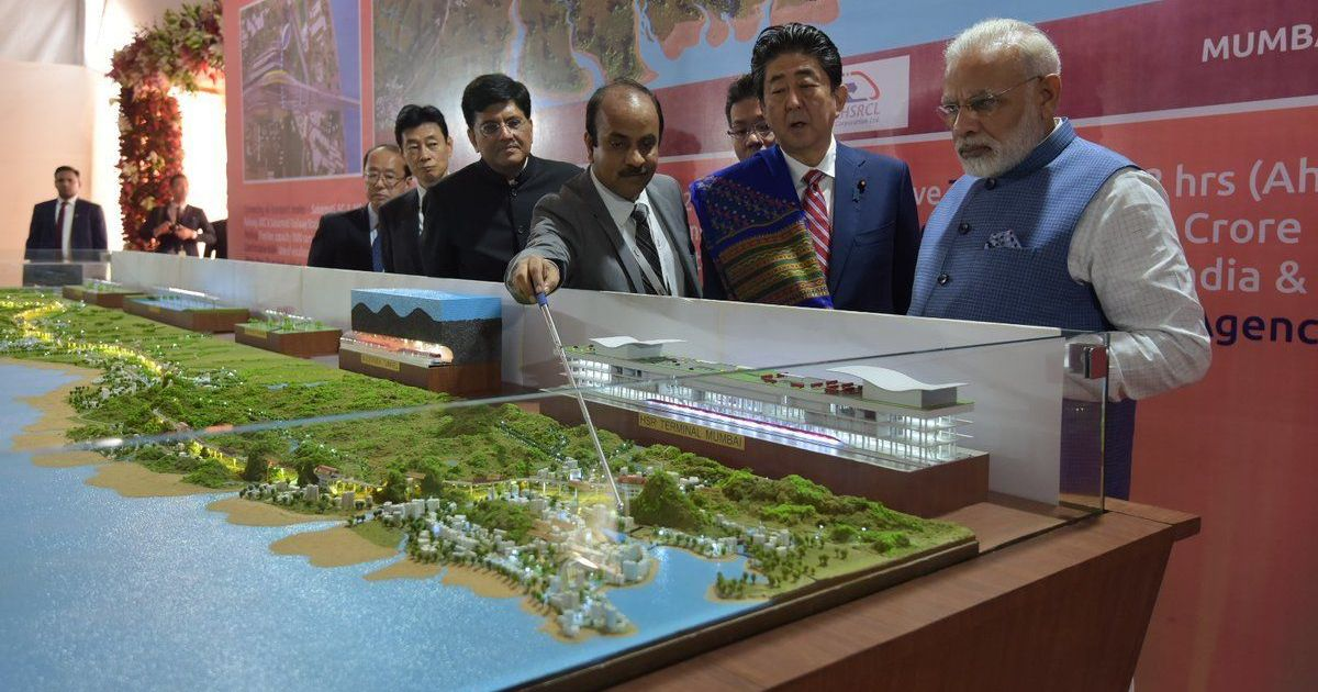 Maharashtra says its projects are safe after report claims Japanese funding for bullet train stopped