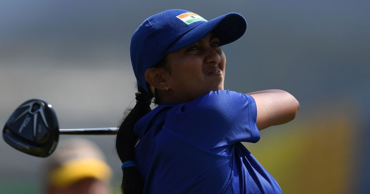 Lack of communication cost Aditi Ashok the Arjuna award, says national women's golf body
