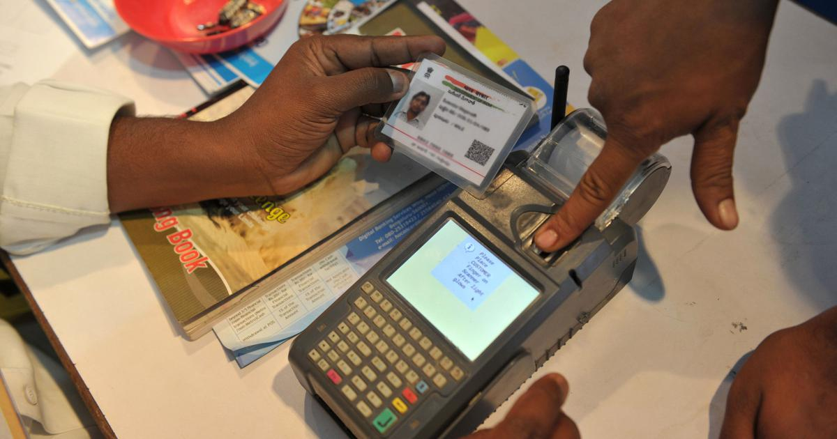 'Aadhaar violative of right to privacy', says Justice Chandrachud in his dissenting judgement