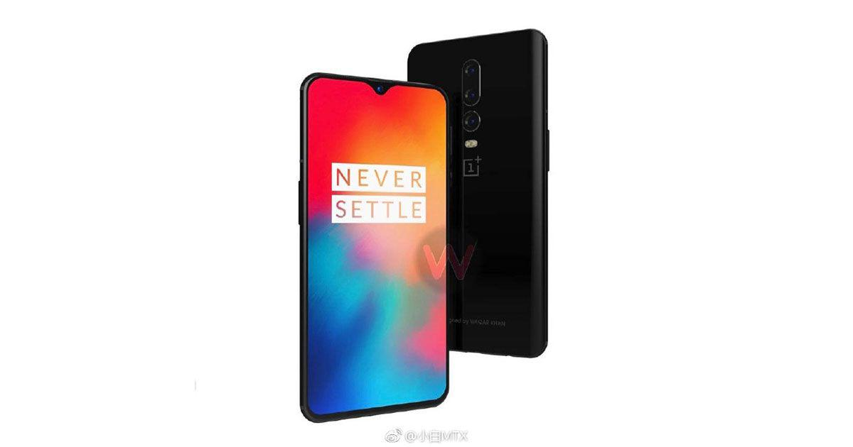 Leak suggests OnePlus 6T launch date set for October 17th; triple rear camera expected