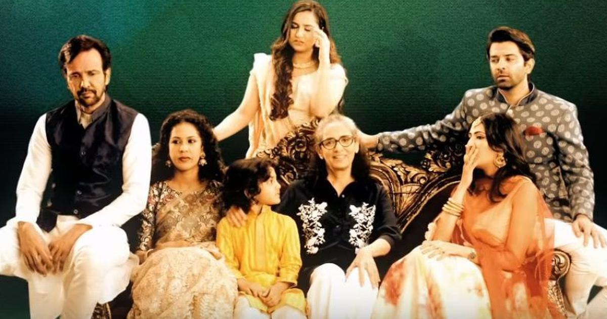 Meet the Ranawats from AltBalaji's 'The Great Indian Dysfunctional Family'