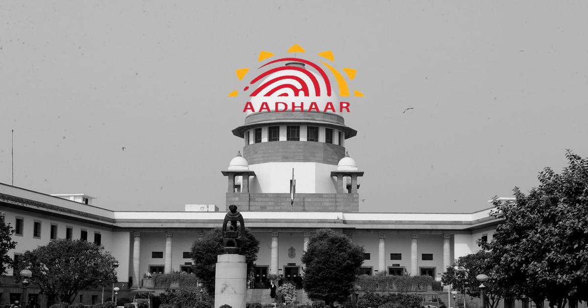 The Aadhaar judgement uses the right-to-privacy test in two completely different ways