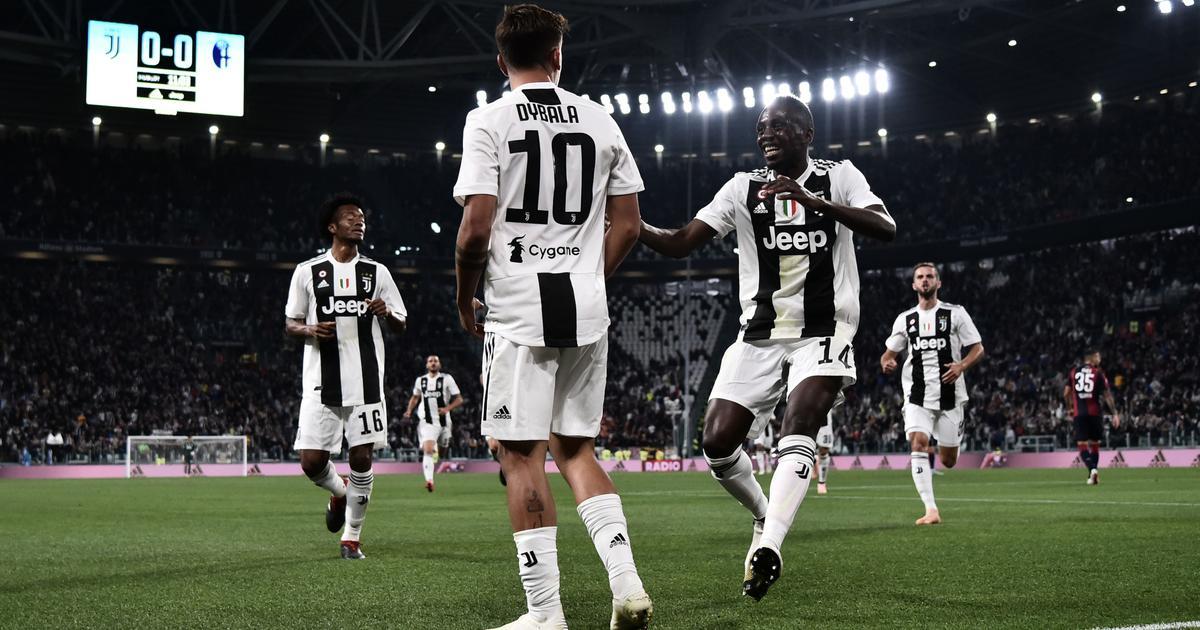 Serie A: Dybala, Matuidi star in Juventus win, Roma end losing streak