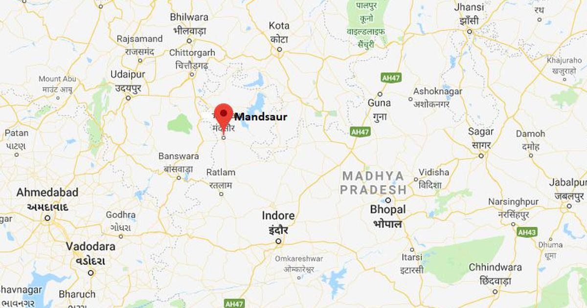 Madhya Pradesh: Video shows professor touching feet of ABVP activists who called him anti-national