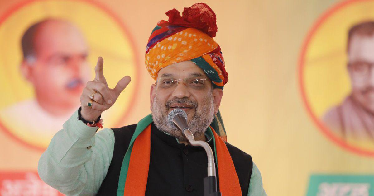 Amit Shah's 'migrant termites' speech echoes leaders around the world who orchestrated mass violence