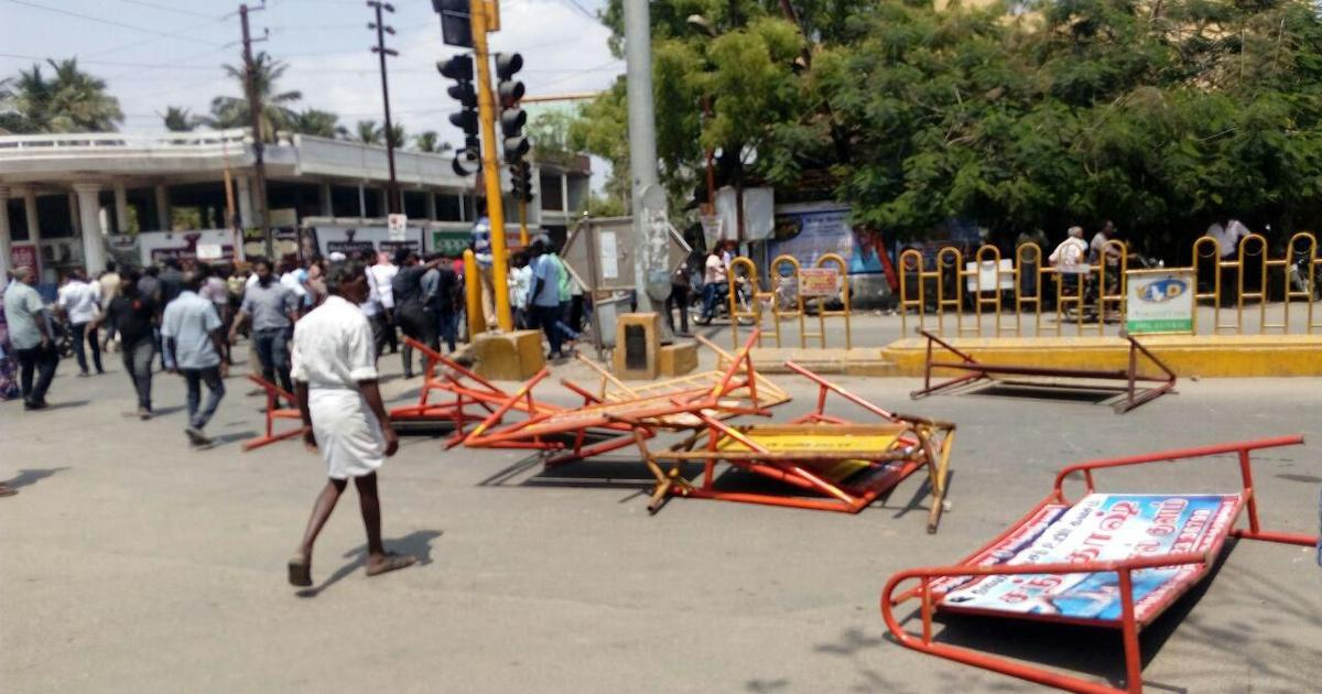 Tamil Nadu: Families of those killed or injured in police firing in Thoothukudi get government jobs