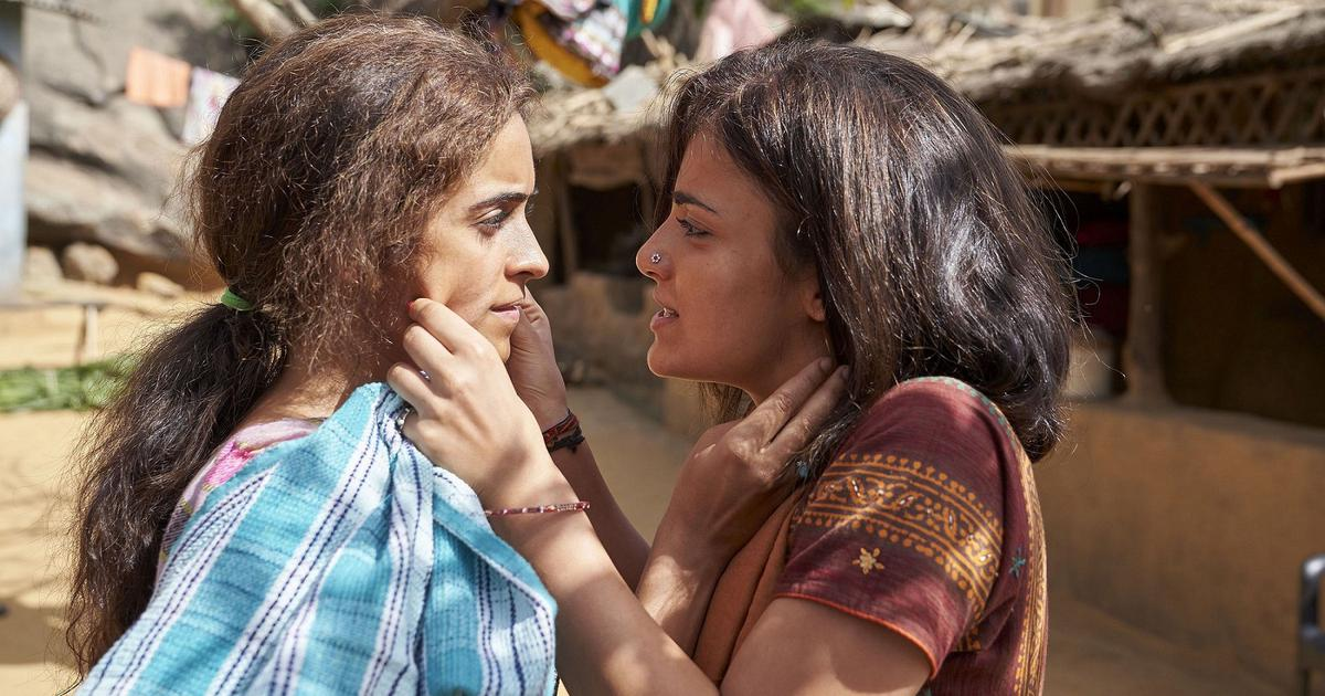 'Pataakha' film review: A twisted tale of sisters who are peace only at war