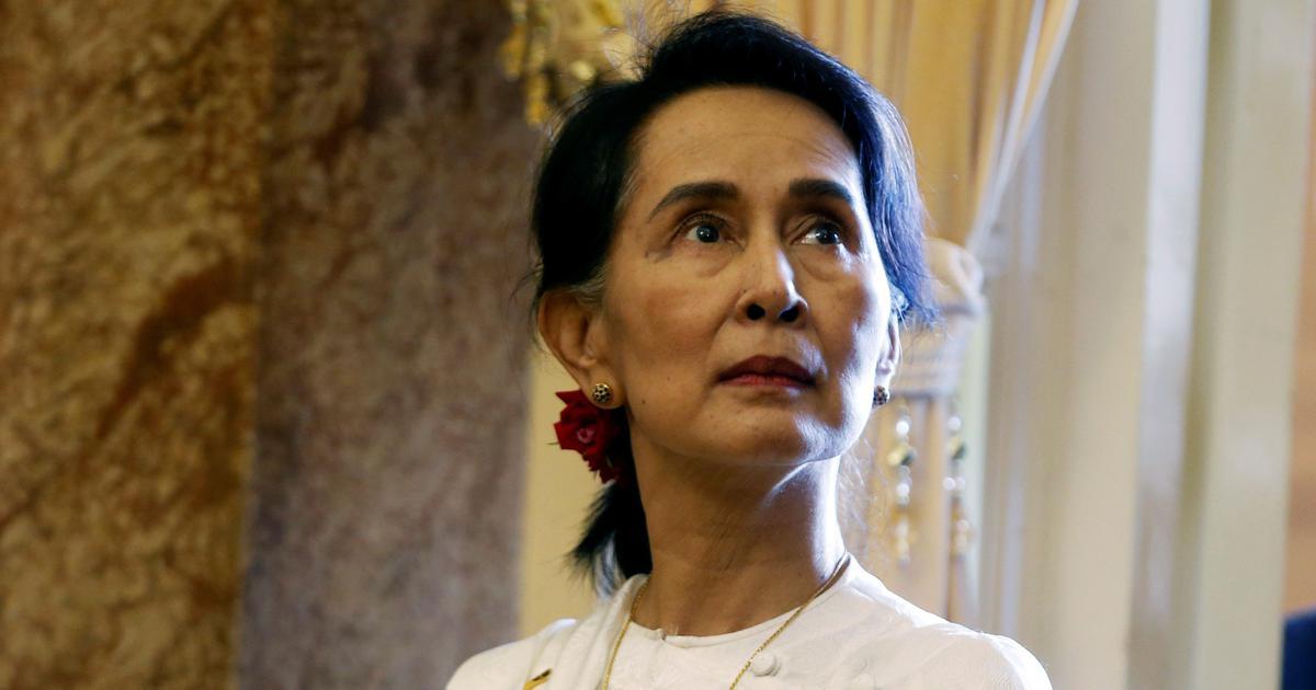 Canadian lower house revokes Aung San Suu Kyi's honorary citizenship