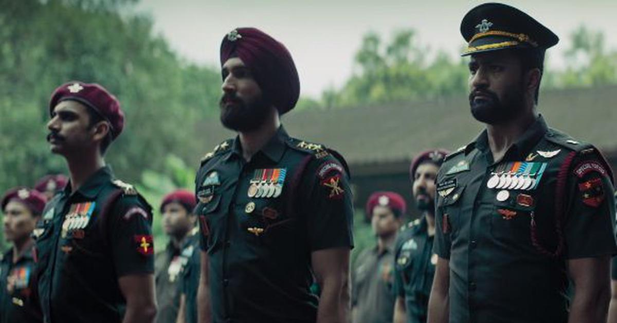 'Uri' teaser: The dawn of 'new Hindustan' in film on 2016 surgical strikes