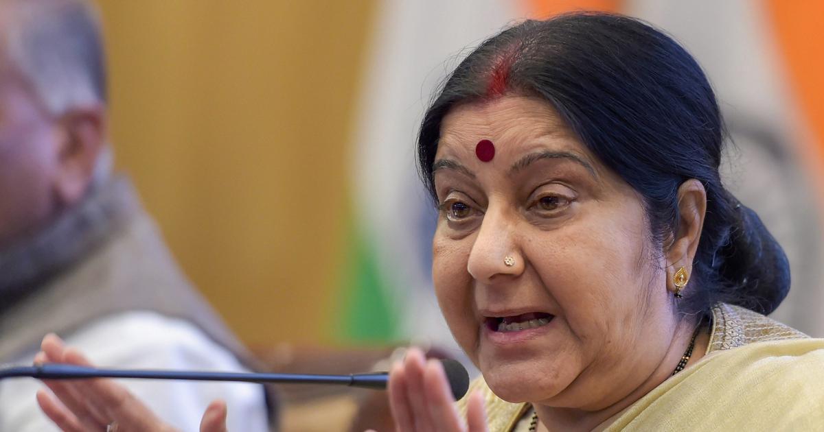 Korean peninsula talks must address India's concerns about nuclear proliferation, says Sushma Swaraj