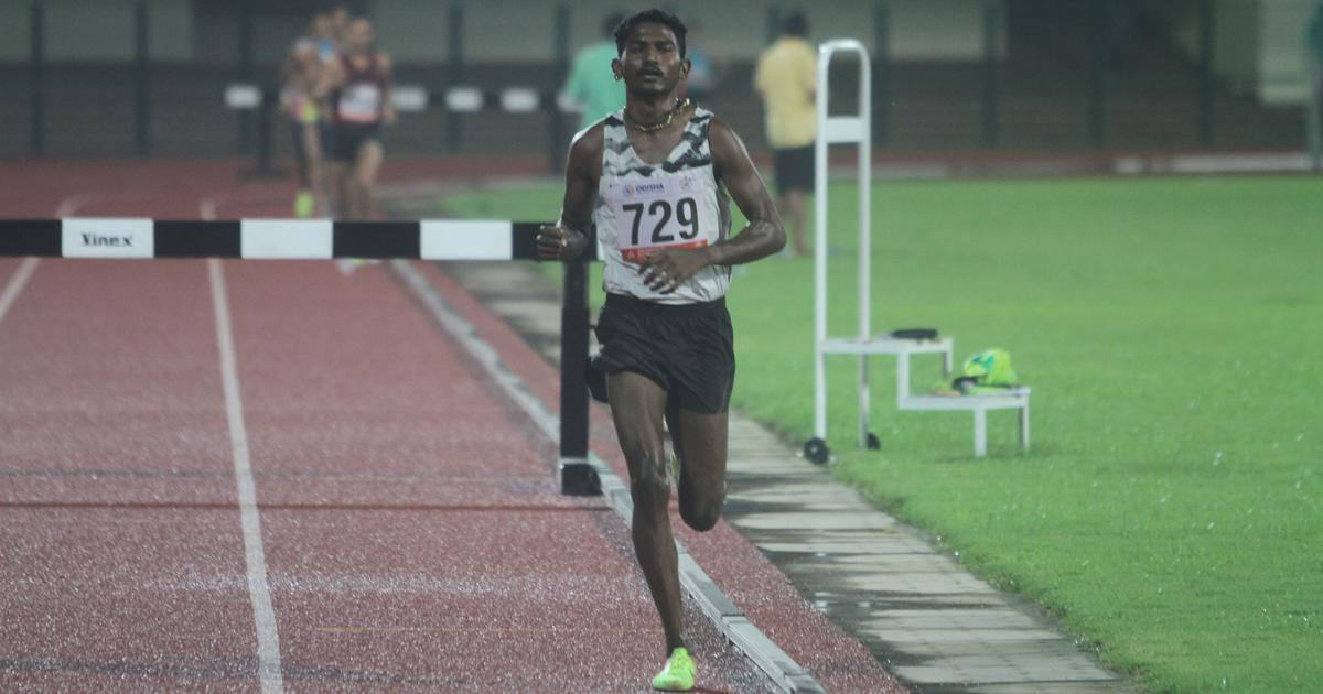 National Open athletics: Avinash Sable betters 37-year-old record to win 3000m steeplechase gold