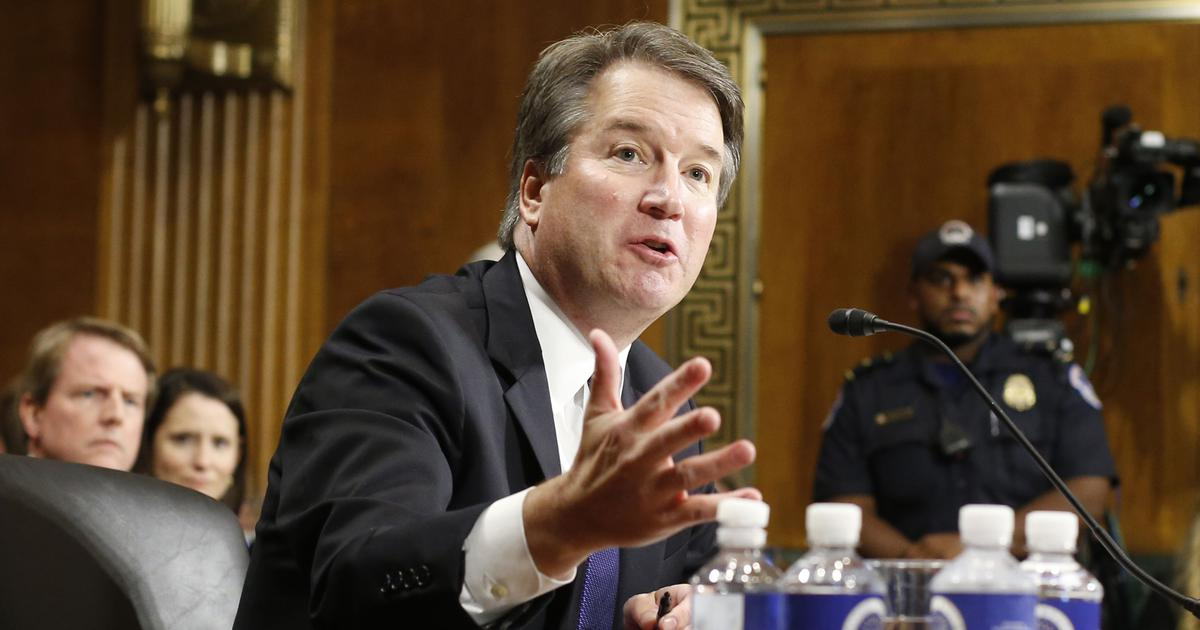 US Senate panel approves nomination of Brett Kavanaugh, accused of sexual assault, to Supreme Court