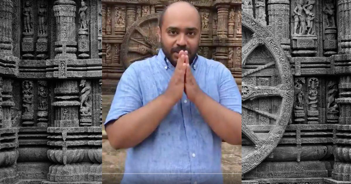 Defence analyst who joked about Konark temple asked to depose before Odisha Assembly panel