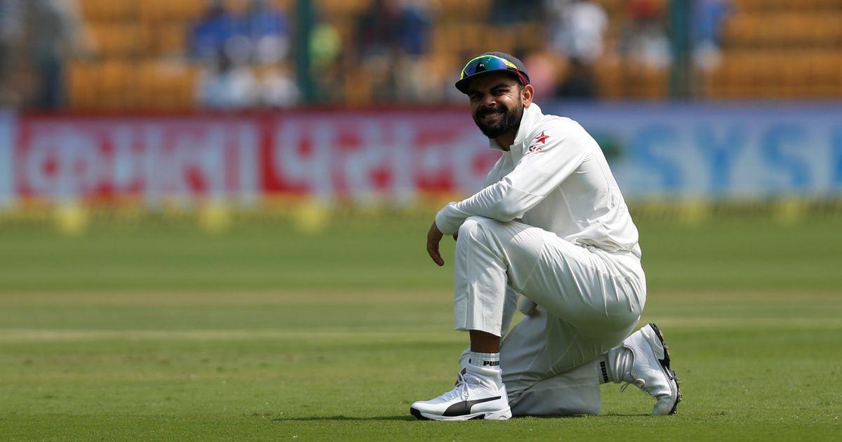 India captain Virat Kohli reports 'mystery' wrist injury ahead of West Indies Tests
