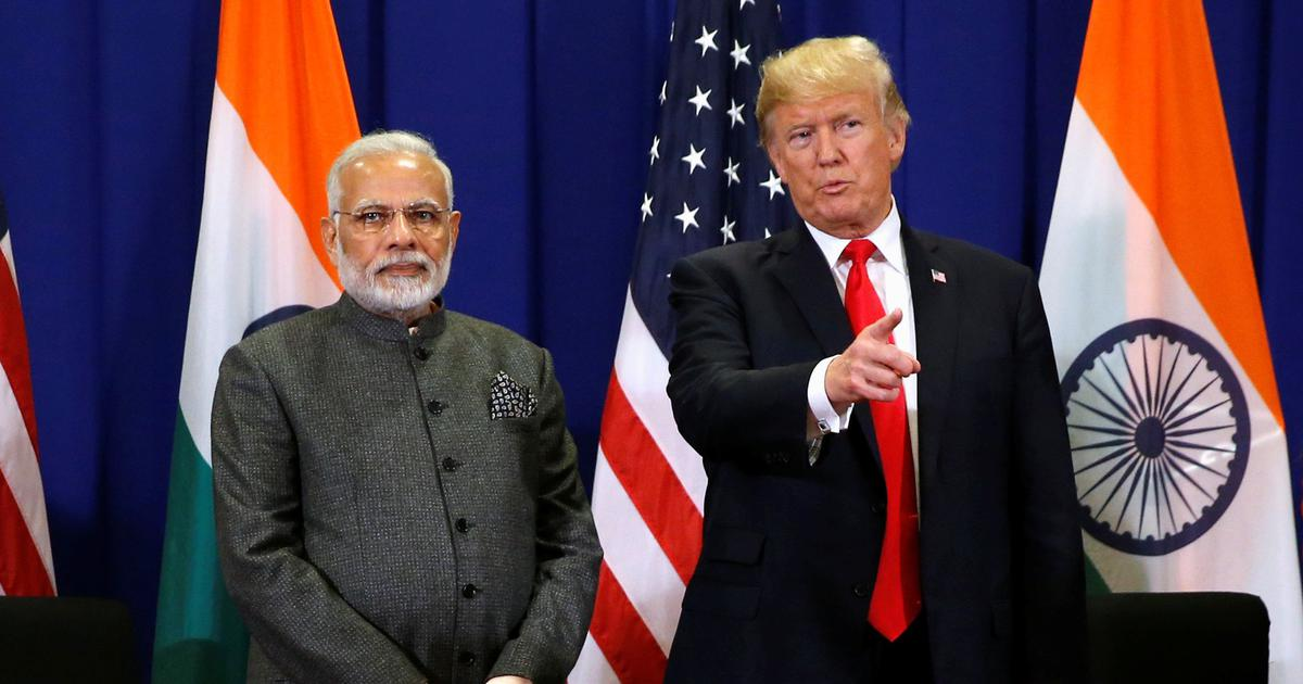 US says it is exploring alternative oil supplies to ensure India is not affected by Iran sanctions