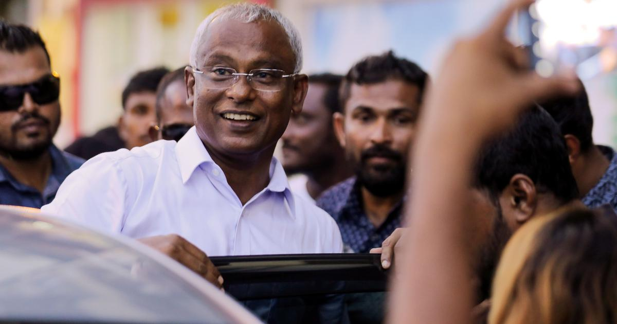 Maldives: Election body confirms Opposition candidate Ibrahim Mohamed Solih as president-elect