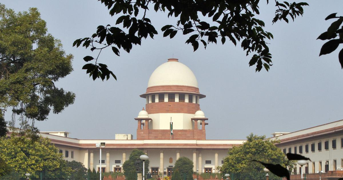 Supreme Court issues guidelines to prevent act of vandalism during protests