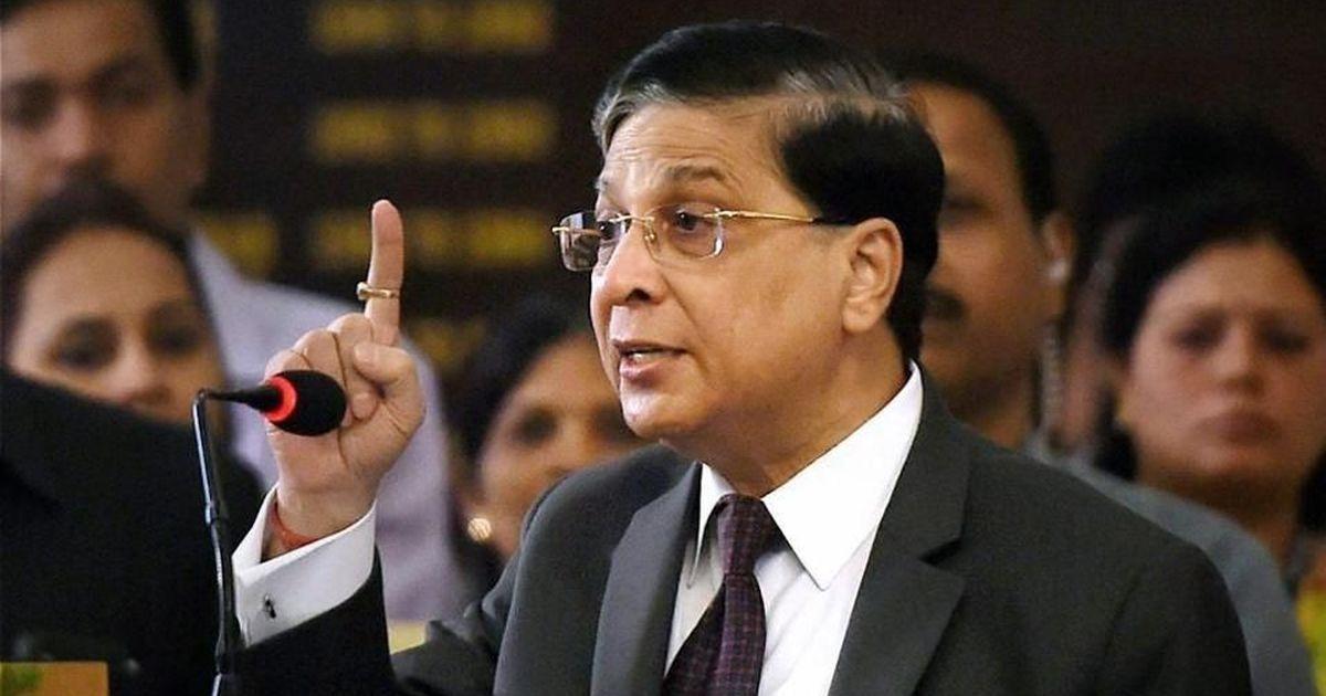 CJI Dipak Misra upheld individual liberty but failed to protect judicial independence