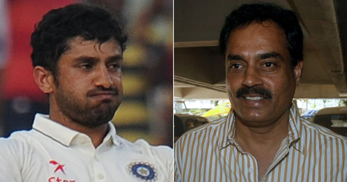 'Entire case is quite intriguing': Vengsarkar 'baffled' by Karun Nair's exclusion from India squad