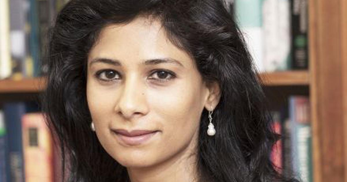 Gita Gopinath appointed chief economist of International Monetary Fund