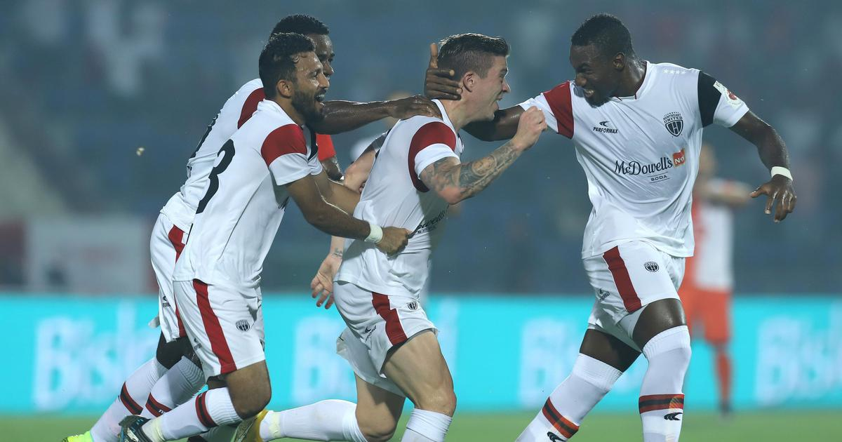 ISL: NorthEast United hit back to salvage a point after FC Goa's Coro stretches scoring run