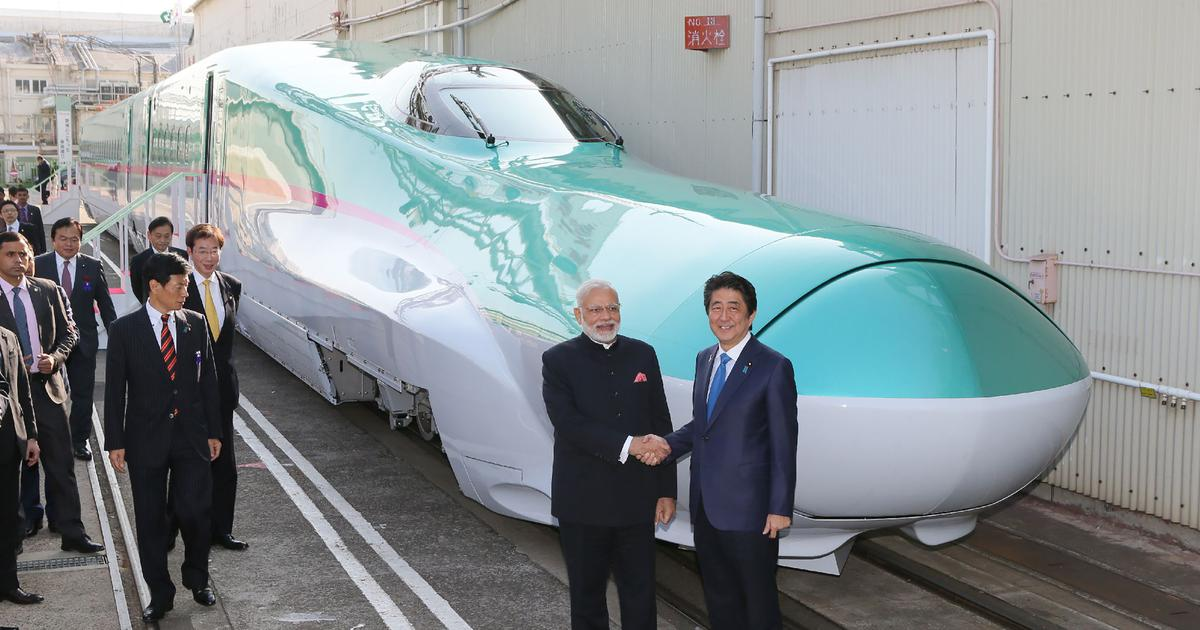Bullet train project: Farmers file 40 new pleas in Gujarat High Court challenging land acquisition