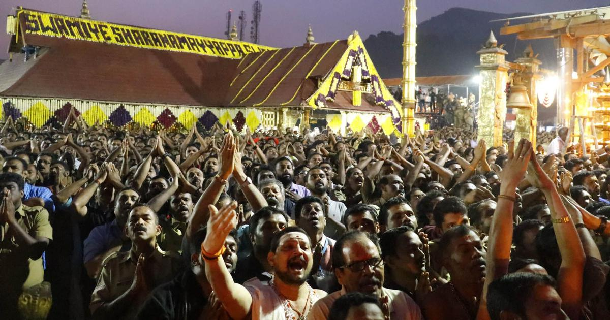 Sabarimala verdict: BJP to urge Kerala government to introduce ordinance to restore ban on women
