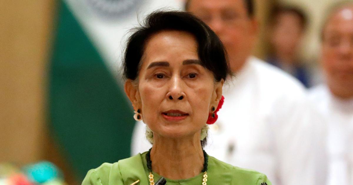 'Aung San Suu Kyi's actions in Myanmar regrettable, but won't revoke Peace Prize': Nobel Foundation