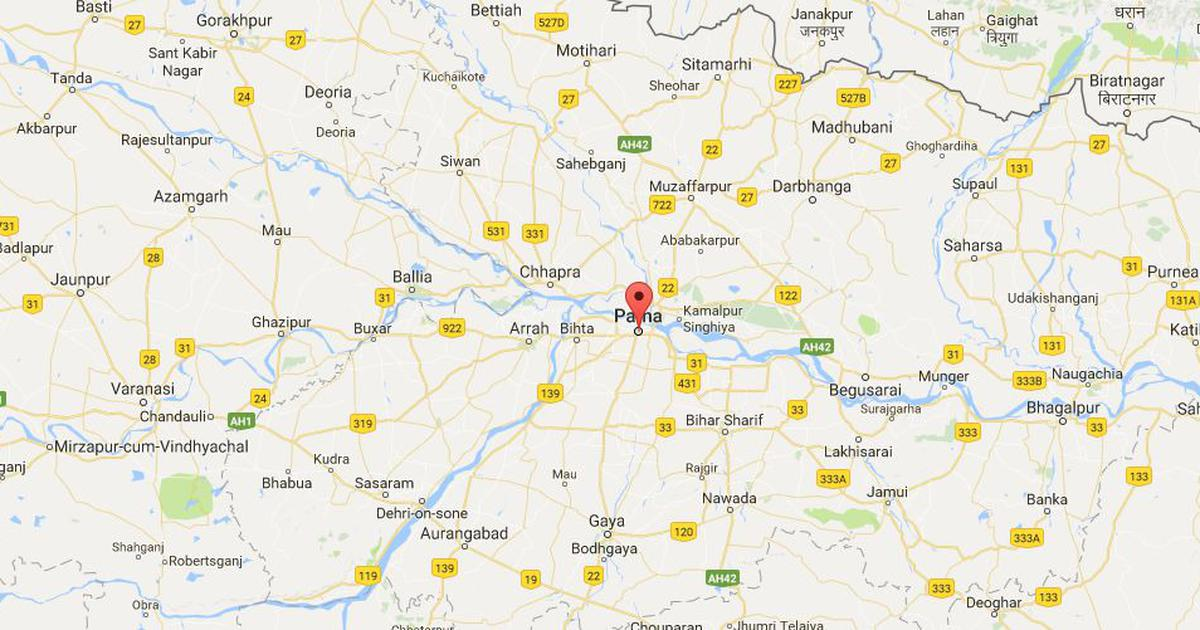 Bihar: Police arrest two men for allegedly raping woman when she was bathing in a river
