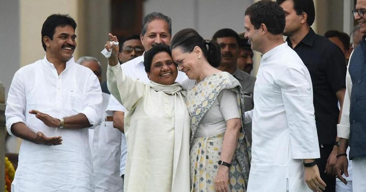 The big news: Mayawati says no tie-up with Congress in Rajasthan, MP polls, and 9 other top stories