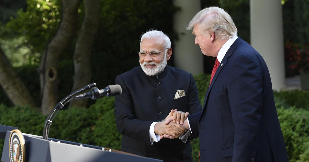 US warns India of sanctions ahead of defence deal with Russia