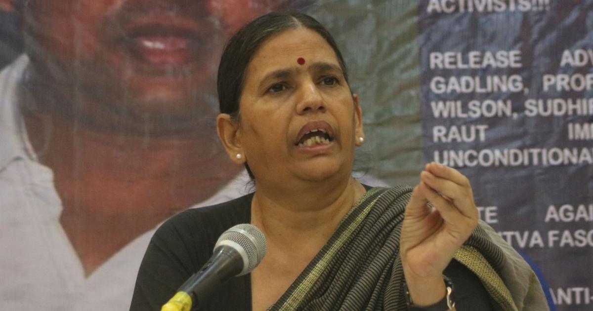 Habeas corpus plea for activist Sudha Bharadwaj withdrawn from Punjab and Haryana High Court