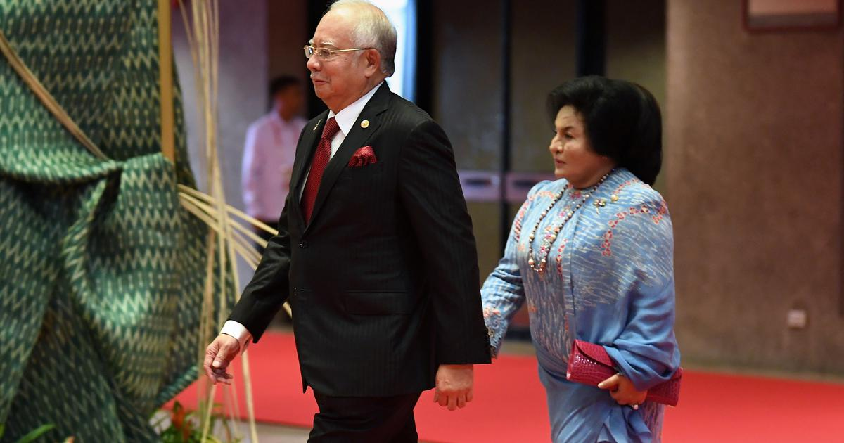 Malaysia: Former PM Najib Razak's wife charged with money laundering, pleads not guilty