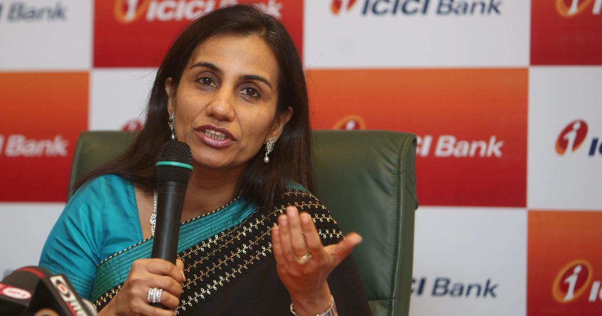 ICICI Bank CEO Chanda Kochhar steps down