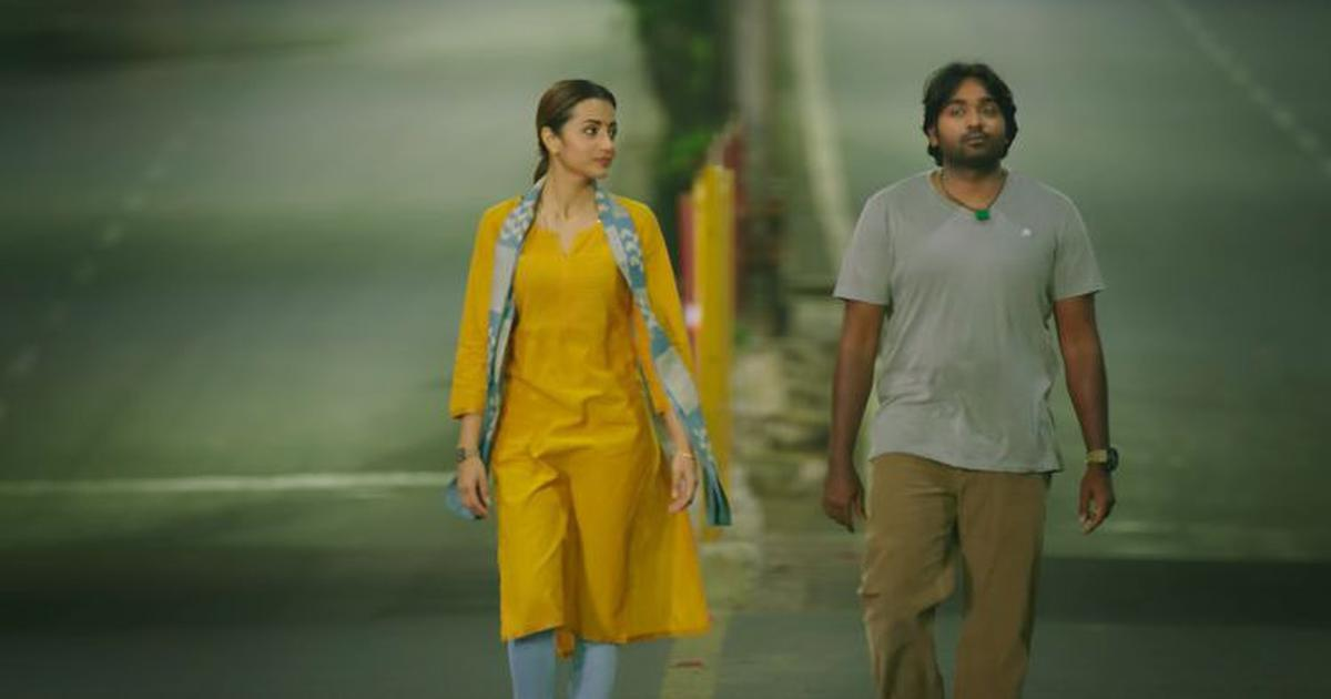'96' film review: Vijay Sethupathi and Trisha shine in a beautiful ode to first love