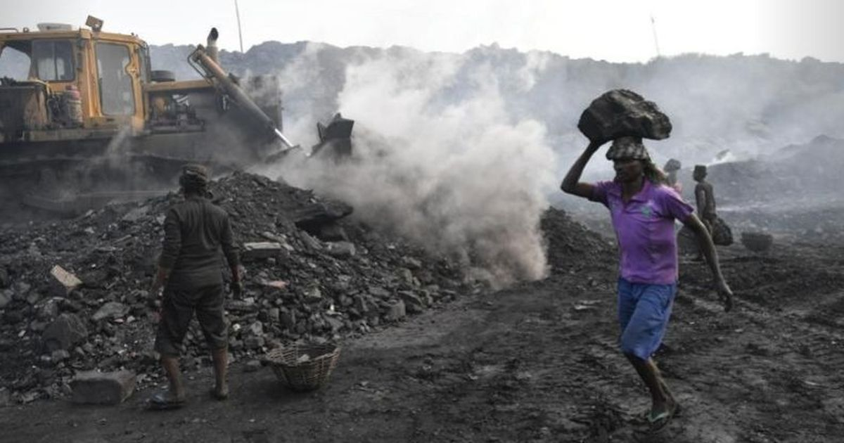 The coal-worker's dilemma: Die slowly of unhealthy conditions or die quickly of starvation?